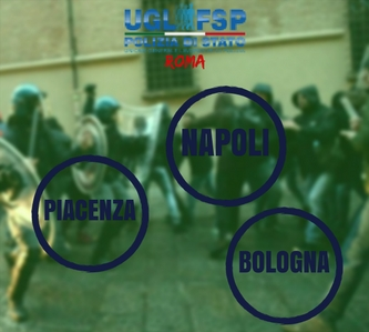 """Piacenza – Bologna – Napoli. La """"Furia Criminale"""" degli antagonisti ha già prodotto disordini e feriti fra le forze di Polizia."""