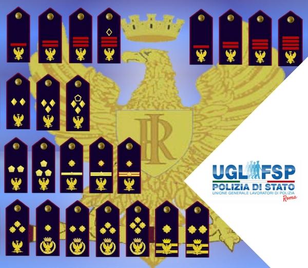 Commissione di studio per la revisione dei distintivi di qualifica del personale della Polizia di Stato