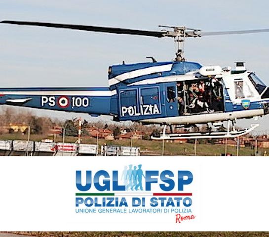Personale pilota e specialista presso i Reparti Volo della Polizia di Stato. Risposta al nostro quesito.