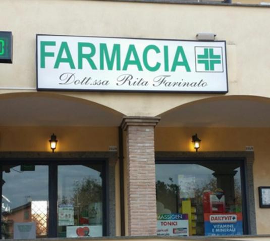 Convenzione Farmacia Farinato