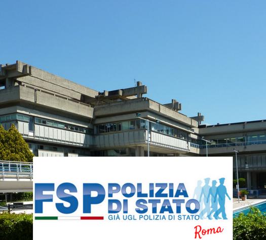 """Centro Sportivo della Polizia di Stato """"Tor di Quinto"""". Stagione estiva 2018"""