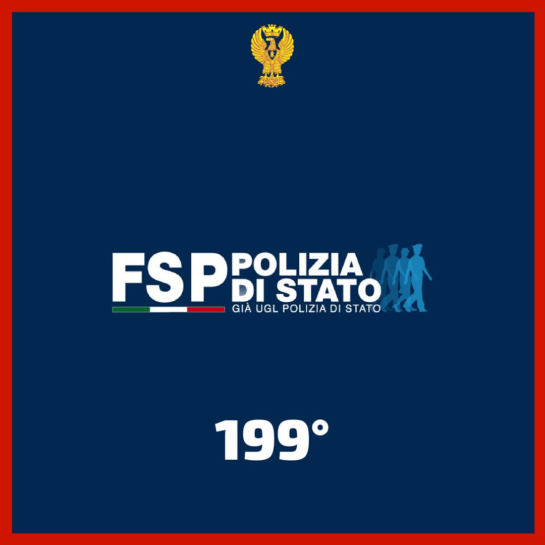 Assegnazioni 199° Corso formazione per Allievi Agenti della Polizia di Stato. La risposta alla nostra lettera.
