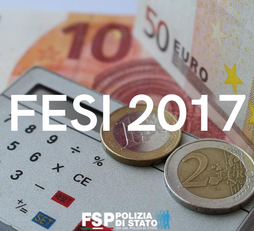 Pagamento FESI 2017.