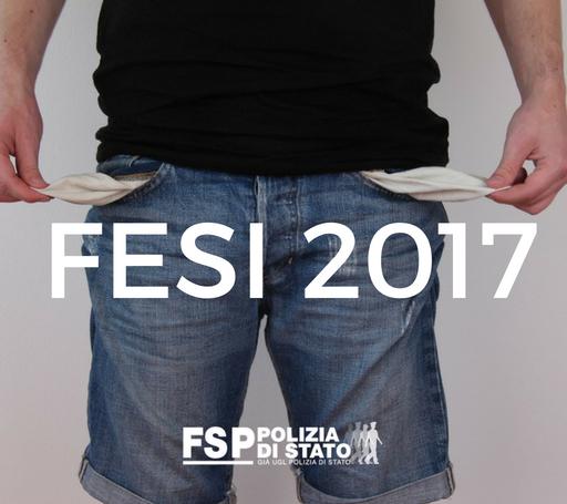 Errori FESI 2017: appello al Capo della Polizia.