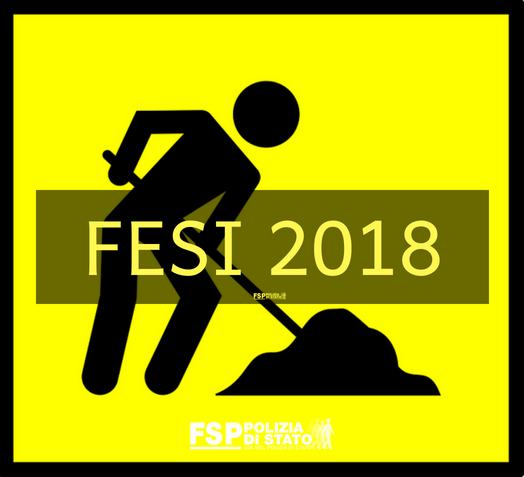 FESI 2018. Richiesta dati.