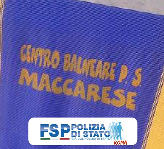 """Centro Balneare della Polizia di Stato """"Maccarese"""". Stagione estiva 2018. Chiusura stabilimento"""