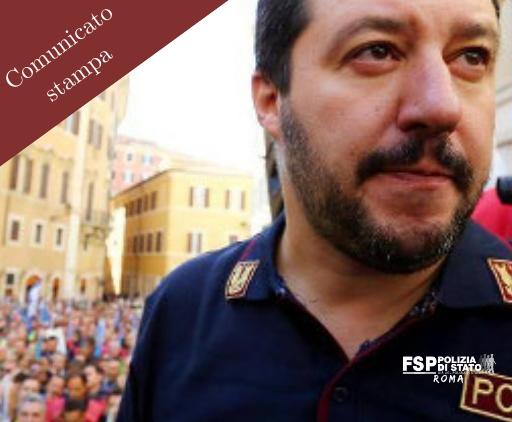 """COMUNICATO STAMPA. Salvini domani a Napoli: """"Indispensabile una massiccia dotazione di uomini e mezzi. E' un banco di prova importante per rispondere al bisogno di sicurezza"""""""