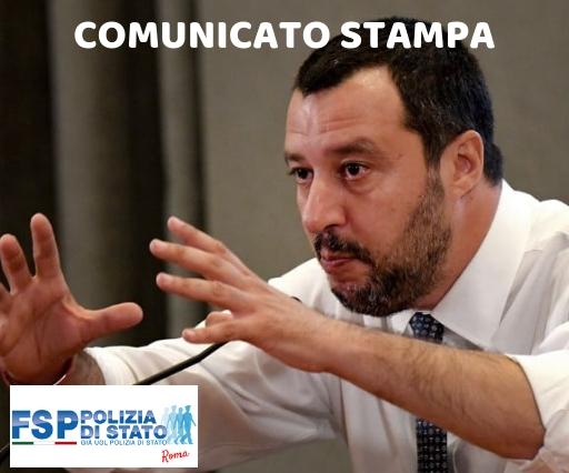 Salvini a Napoli. Il ministro accoglie in pieno le istanze, ma senza una logistica adeguata l'efficienza è inevitabilmente limitata
