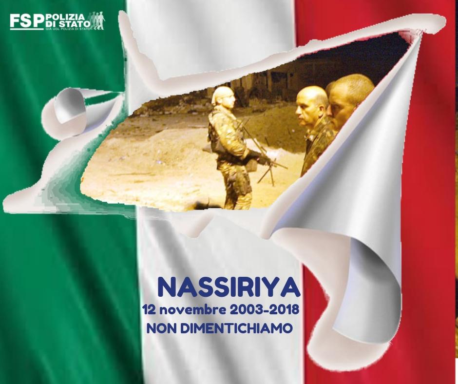 Nassiriya 12 novembre 2003-2018