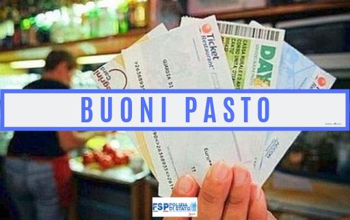 """Servizio sostitutivo di mensa – Attribuzione """"buoni pasto"""" (ticket). Circolare"""