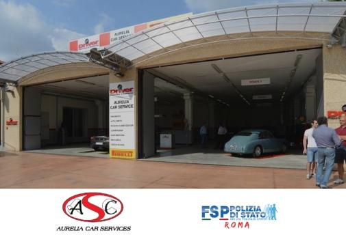 Convenzione Aurelia Car Service. Promozione Primavera. Valida fino al 31 luglio 2019.