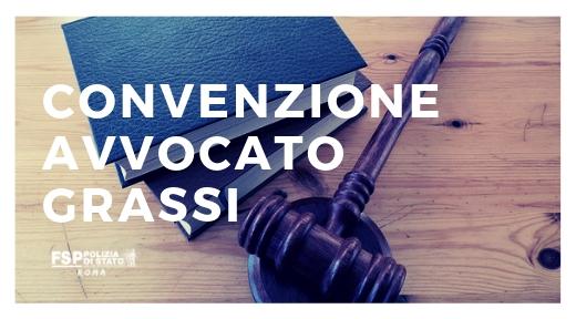 Convenzione Avv. Grassi Silvia