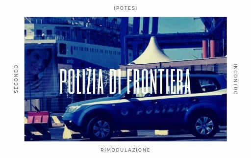 polizia di frontiera roma
