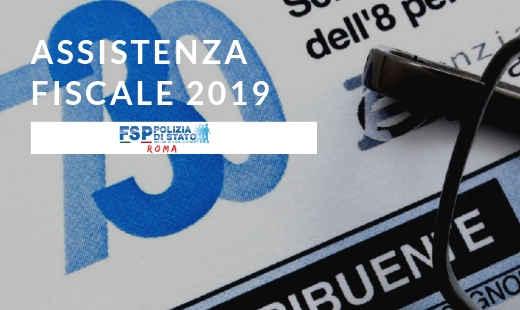 ASSISTENZA FISCALE 2019