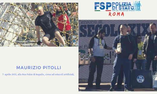 Complimenti a Maurizio PITOLLI