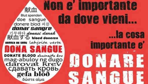 AVDPS. Giornate di donazione sangue aprile 2019