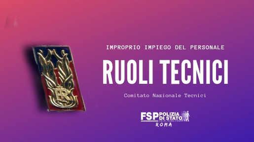 RUOLI TECNICI Roma
