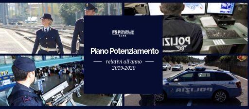 """Presentazione del """"piano dei potenziamenti"""" relativi all'anno 2019-2020."""
