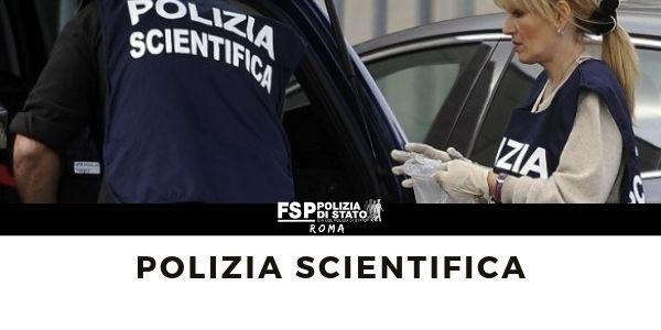 OSSERVATORIO NAZIONALE POLIZIA SCIENTIFICA. INCONTRO COL DIRETTORE CENTRALE ANTICRIMINE