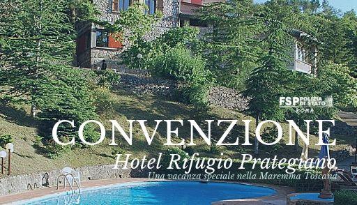Convenzione con Hotel Rifugio Prategiano