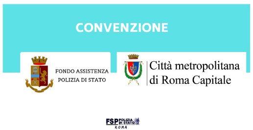 Convenzione per l'accesso alle strutture gestite dal Fondo di Assistenza.