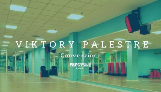 Convenzione con Viktory Palestre