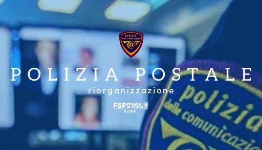 Riorganizzazione della Polizia Postale e delle Comunicazioni. Riunione
