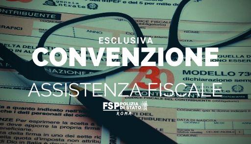 Convenzione esclusiva con C.A.F. per assistenza, consulenza e Dichiarazione dei Redditi.