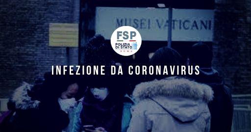 """Infezione da """"CORONAVIRUS"""". Necessario adottare e rendere nota ogni utile iniziativa per preservare i Poliziotti."""