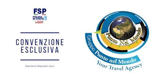 Convenzione della Segreteria Regionale Lazio con VIAGGI & CROCIERE