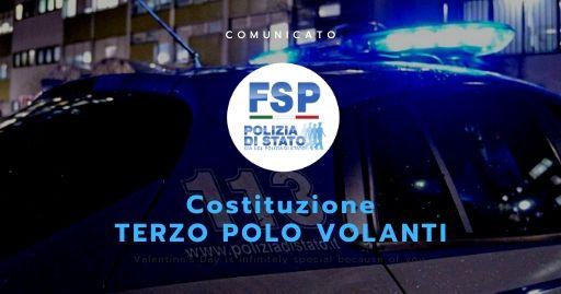 """Costituzzione """"Terzo Polo Volanti"""". Comunicato"""