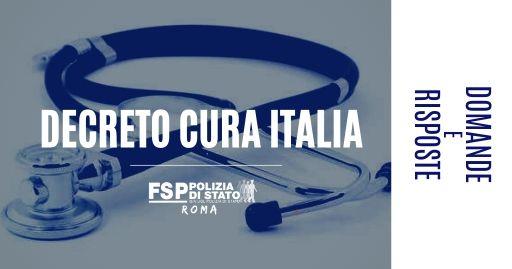 Decreto Cura Italia. Domande e risposte
