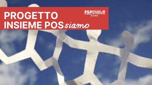 """Progetto """"INSIEME posSIAMO""""."""