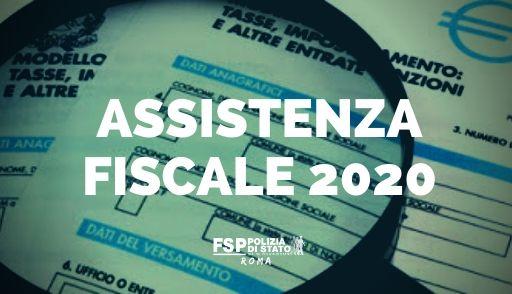 Assistenza fiscale 2020