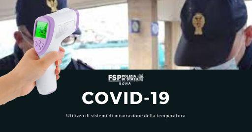 covid-19 temperatura