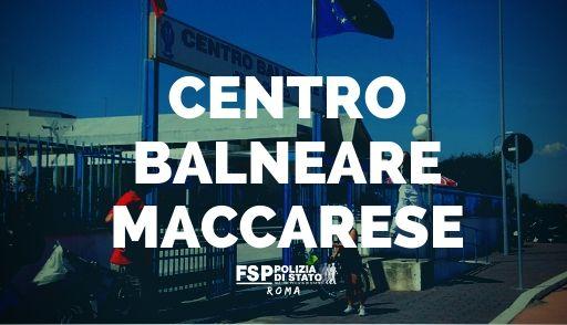 """Centro Balneare della Polizia di Stato """"Maccarese"""" — Stagione estiva 2020 Modalità e costi per la fruizione dei servizi."""