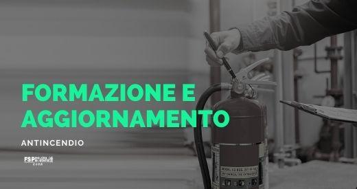 Formazione e aggiornamento degli addetti alla prevenzione incendi, lotta antincendio e gestione delle emergenze – rischio medio.