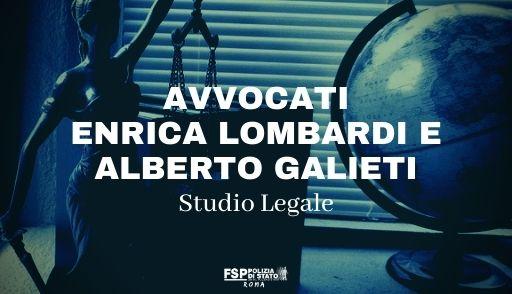 Convenzione Studio Legale. Avvocati Lombardi e Galieti.