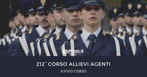 208 corso allievi agenti