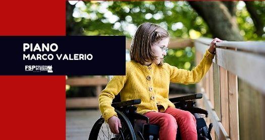 """OGGETTO: Piano di assistenza continuativa """"Marco Valerio"""" anno 2021, riservato ai figli (minori di anni 18) dei dipendenti della Polizia di Stato"""