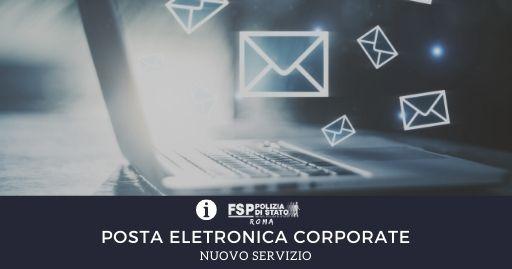 """Attivazione del nuovo servizio di """"posta elettronica corporate"""" – PEL."""