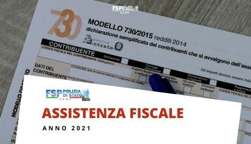 assistenza fiscale 2021