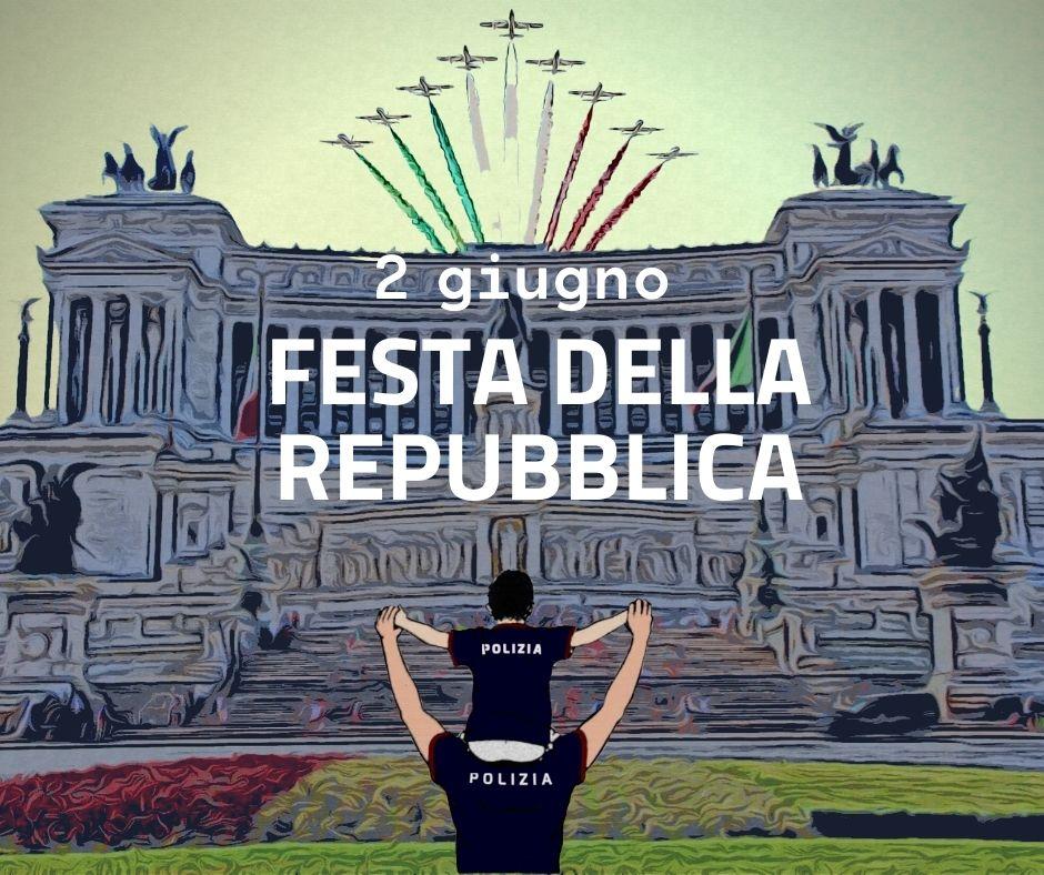 2 Giugno. Festa della Repubblica