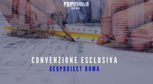 Geoproject roma convenzione
